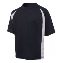 Kids Point Poly Tee - 7PPT KIDS