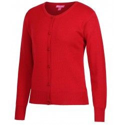 JBs LADIES CREW NECK CARDIGAN - 6L1CN