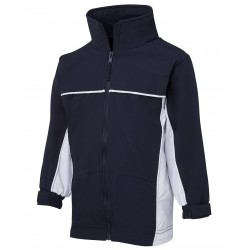 Kids Contrast Warm Up Jacket - 7KCWJ