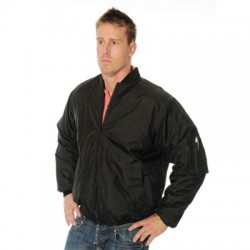 200D Polyester/PVC Flying Jacket- Plastic Zips - 3605