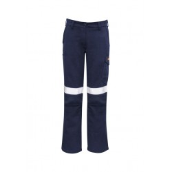 Womens Taped Cargo Pant - ZP522