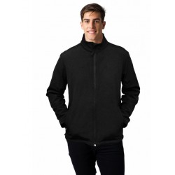 Men's Soft Shell Jacket - BKSSJ750