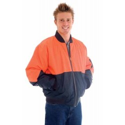 300D Polyester/PU HiVis Two Tone Flying Jacket - 3861