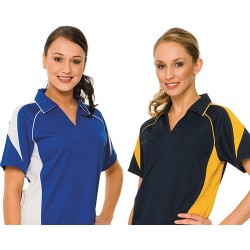 OLYMPIKOOL 160gm KOOLDRI LADIES POLO - 434