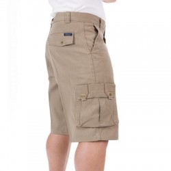 260gsm Island Cotton Duck Weave Cargo Shorts - 4533