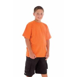 190gsm Kids Combed Cotton Jersey Tee - 5102