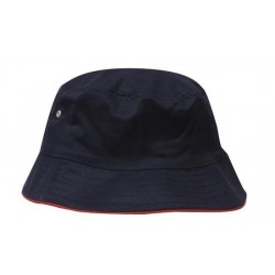 Brushed Sports Twill Bucket Hat - 4223