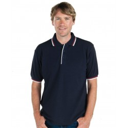 DOUBLE CONTRAST POLO - 2DC