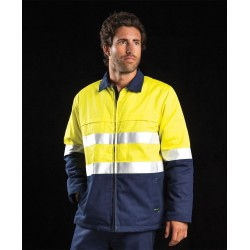 Hi Vis (D+N) Cotton Jacket - 6HD4J