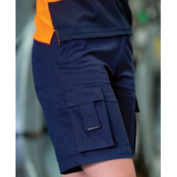 LADIES MULTI POCKET SHORT - 6NMS1