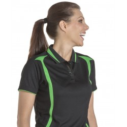 Podium Ladies Swirl Polo - 7SWP1