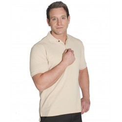 COTTON PIQUE POLO - S2MP