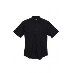 Mens Military Short Sleeve Shirts - S001MS