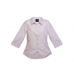Ladies 3/4 Sleeve Shirt - S004FQ