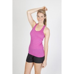 Ladies Greatness Athletic T-back Singlet - T409LD