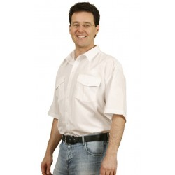 Mens Short Sleeve Epaulette Shirts - BS06S