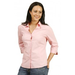 Teflon Ladies 3/4 Sleeve Shirt - BS07Q