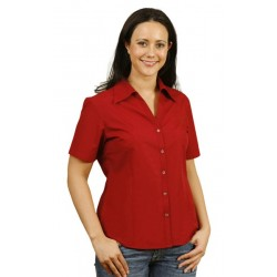 Teflon Ladies Short Sleeve Shirt - BS07S
