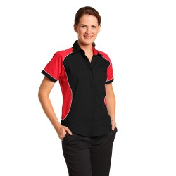 Women's Arena Tri-colour Contrast Shirt - BS16