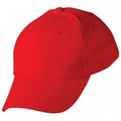 Kids brushed cotton cap - H1055