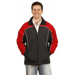 Reversible Jacket With Contrast Colours - JK22