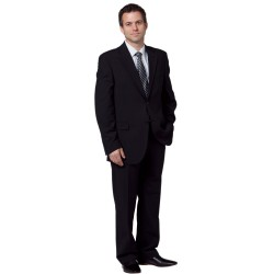 Mens Wool Blend Stretch Pants - M9300
