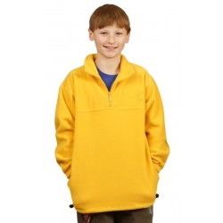 Kids Polar Fleece Half Zip Pullover (Unisex) - PF11
