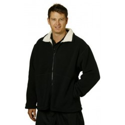 Mens Shepherd Polar Fleece Contrast Jacket - PF15