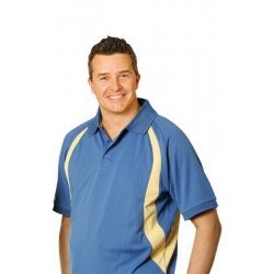 Mens CoolDry Soft Mesh Polo - PS51