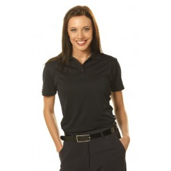 Ladies Breathable Bamboo Charcoal Polo - PS60