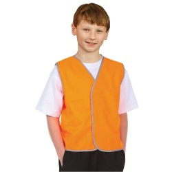 Kid's Hi-Vis Safety Vest - SW02K