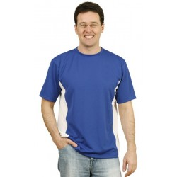 Adults CoolDry Contrast Tee (Unisex) - TS12