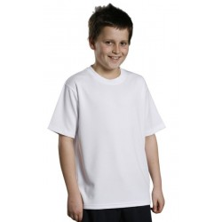 Kids CoolDry Mesh Knitted Tee - TS23K
