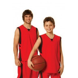 Kids CoolDry Basketball Singlet - TS83K