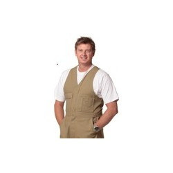 Mens Durable Action Back Overall - WA04