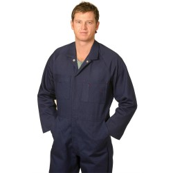 Mens Cotton Drill Coverall. Regular Size - WA07
