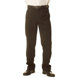 Mens Permanent Press Pants Stout Size - WP01S