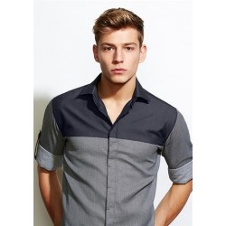 Mens Havana L/S Shirt - S503ML