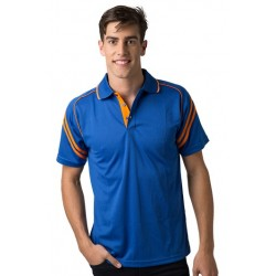 Men's 100% Polyester Cooldry Micromesh Polo - THE VIPER