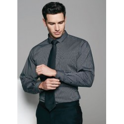 Mens Henley Shirt Long Sleeve - 1900L