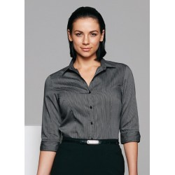 Lady Henley Shirt 3/4 Sleeve - 2900T