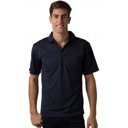 Men's 100% Polyester Cooldry Pique Knit Polo - THE SCORPION