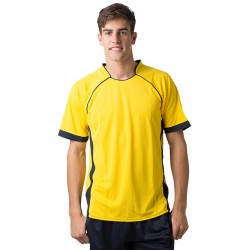 Adults 100% Polyester Cooldry Pique Knit T-Shirt - THE MARLIN
