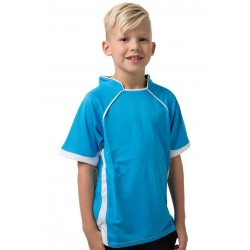 Kids 100% Polyester Cooldry Pique Knit T-Shirt - THE TADPOLE