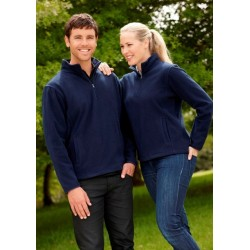 Ladies Trinity 1/2 Zip Pullover - F10520