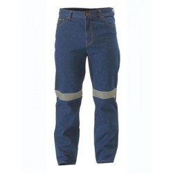3M TAPED ROUGH RIDER JEANS - BP6050T