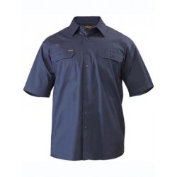 COOL LIGHTWEIGHT DRILL SHIRT S/S - BS1893