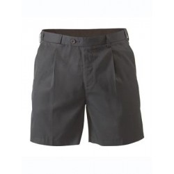 PERMANENT PRESS SHORT WITH EASY-FIT WAIST - BSH1123D