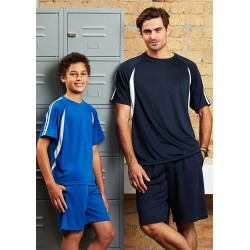 Kids Bizcool Flash Tee - T3110B