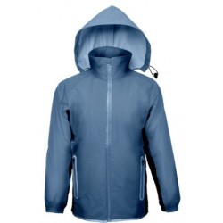 UNISEX ADULTS REFLECTIVE WET WEATHER JACKET - CJ1430